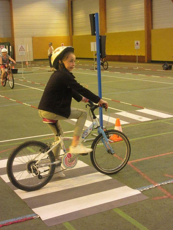 Permis vélo pour les Cm1 et les CM2