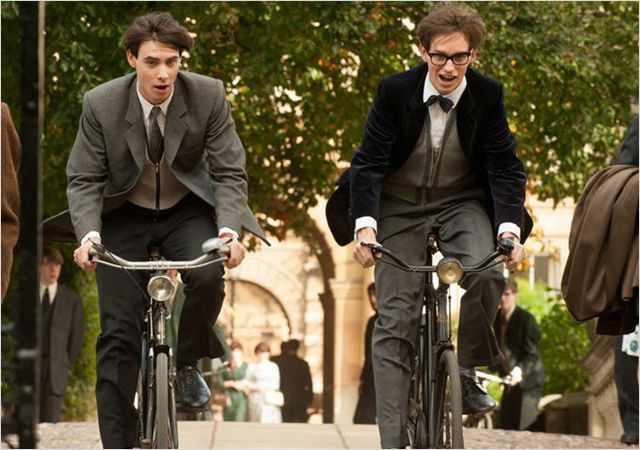 Une merveilleuse histoire du temps  &quot&#x3B;The Theory of Everything&quot&#x3B;