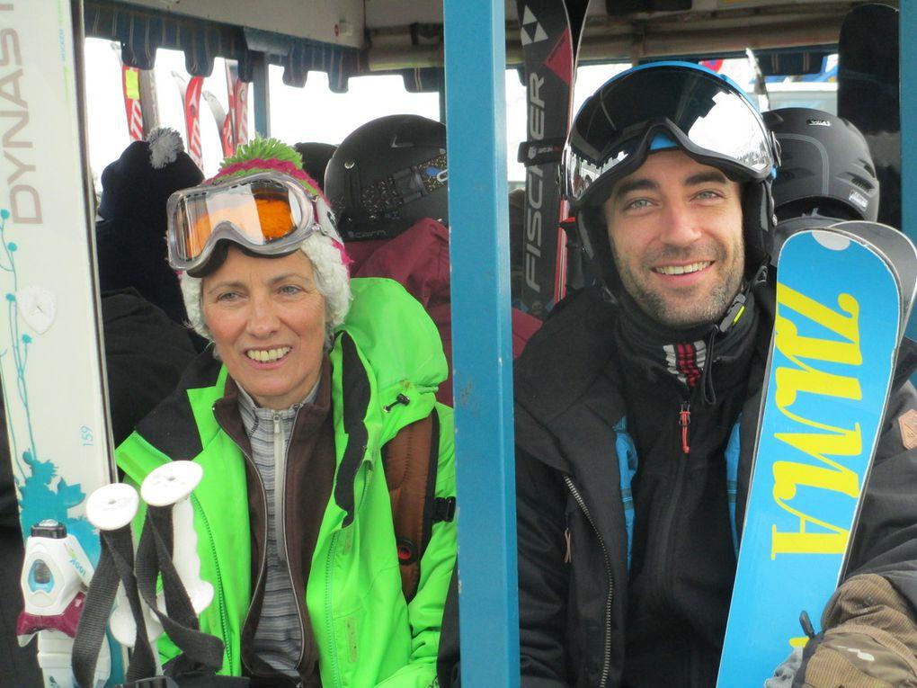 Sortie Sam. 4 Mars 2017 SNOW - BAQUEIRA