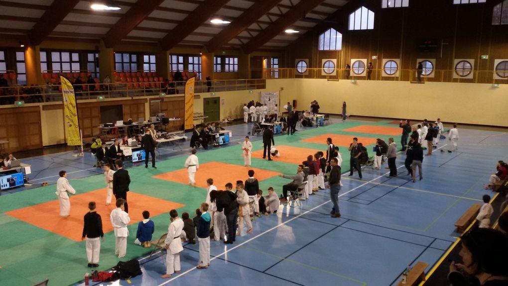 Challenge Jean Desboeufs et Master Benjamins du 7 2 2016