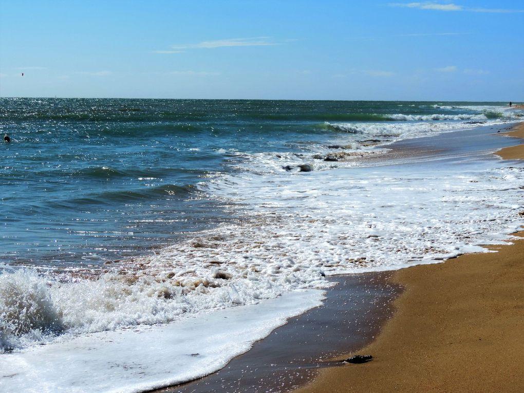Après-midi à la mer