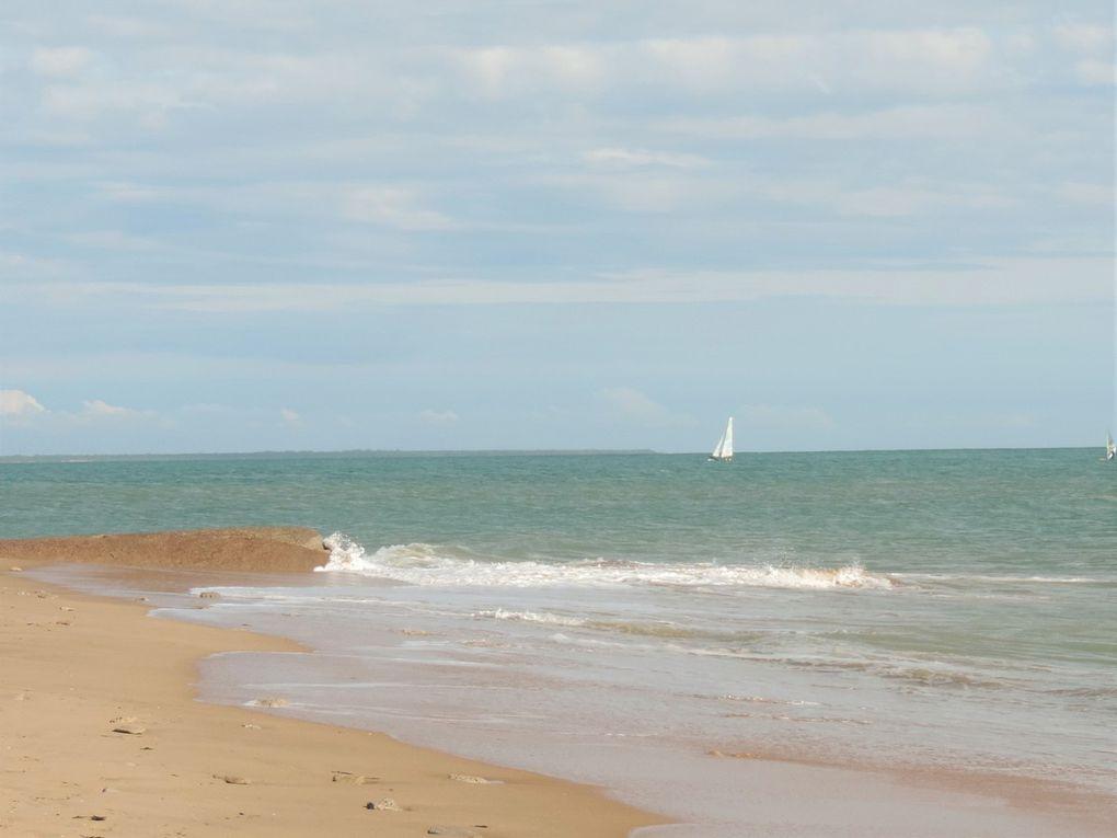 La mer ... Qu'on voit danser ...!!!