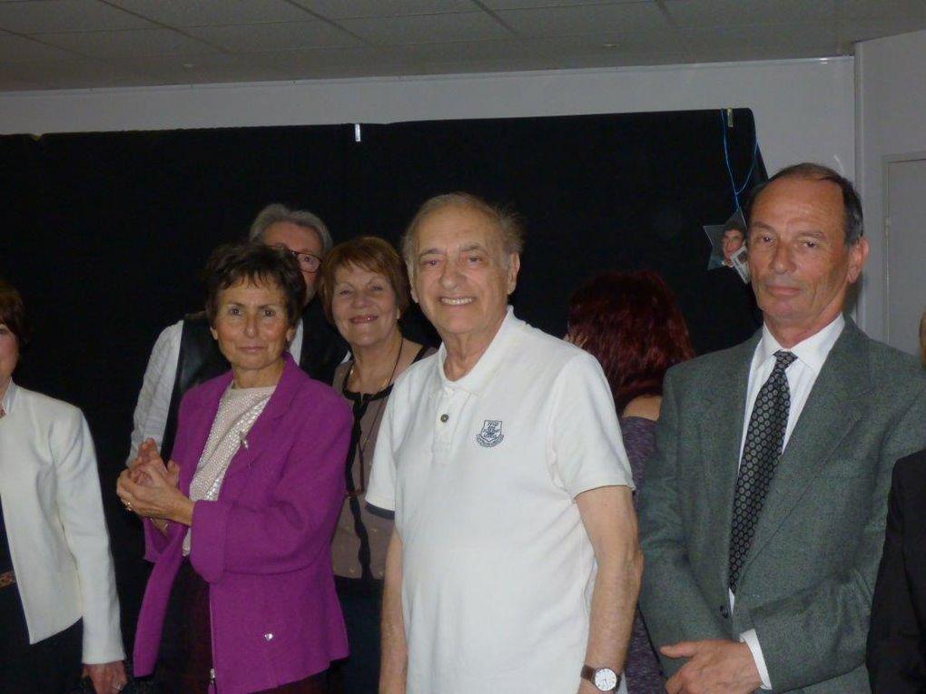 Ils sont venus pour l'hommage à Joseph soit en spectateurs soit pour participer et quelques auteurs ont dédicacé.