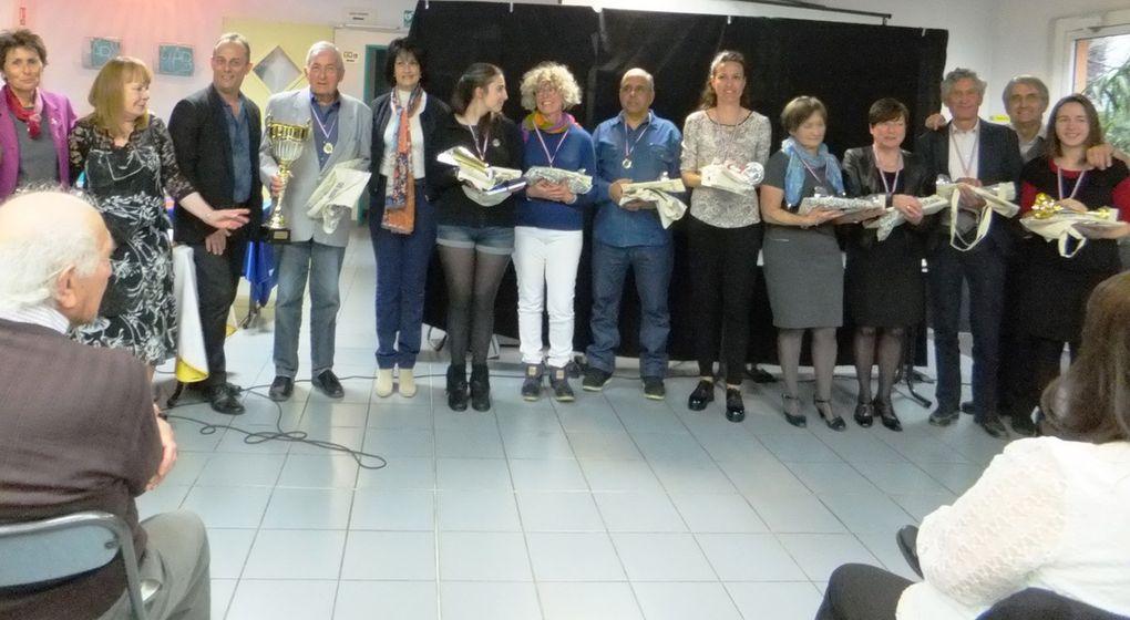 Ils ont gagné ! Daniel Augendre, Elsa Millon-Fauré, Mélanie Révilla et les sept autres lauréats... Un résultat inter-génération.