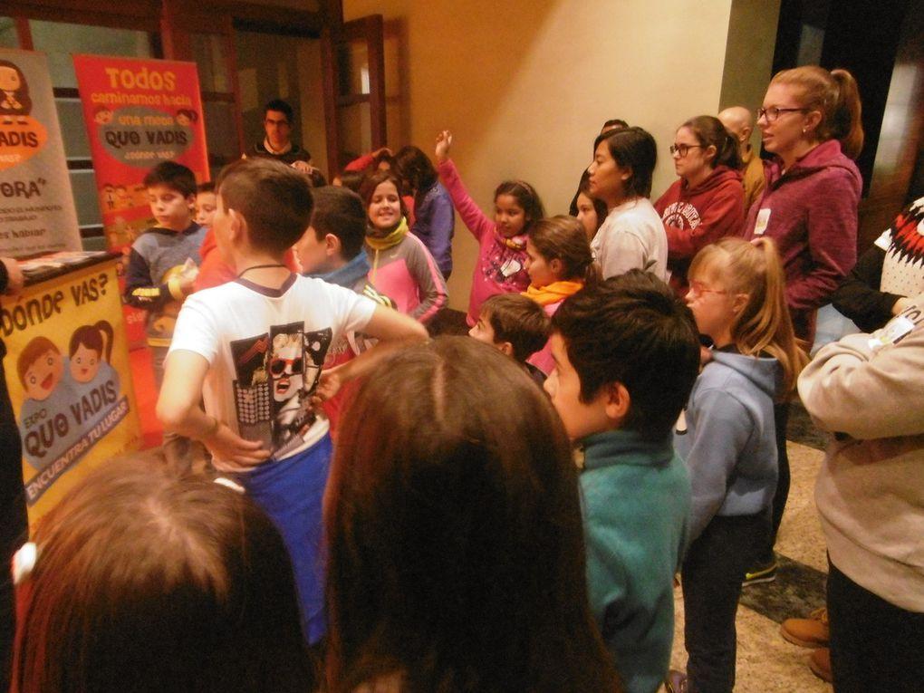 Convivencia de catequesis en el Seminario