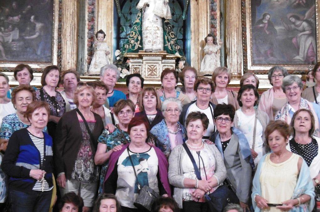 Excursión a la Virgen de Hontanares