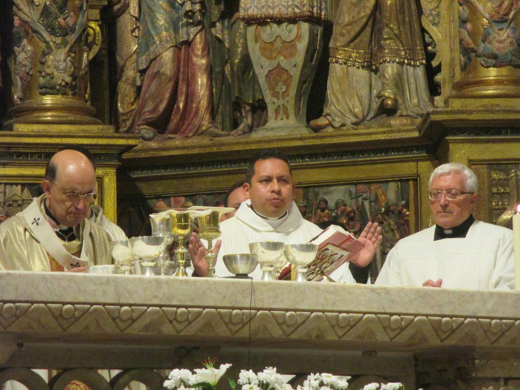 Ordenación sacerdotal de Henry Gómez García