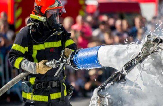 Super Congrès de l'Union des Sapeurs Pompiers du Nord - 24 octobre 2015 - Armentières