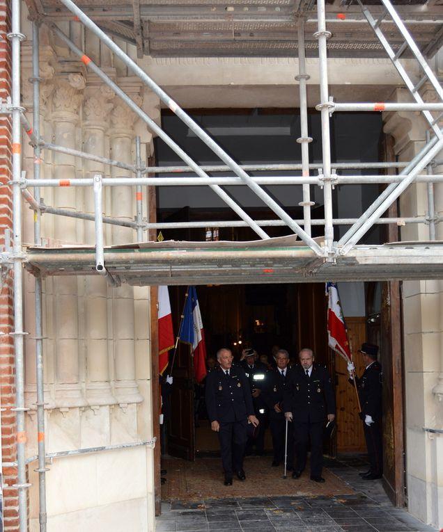 75 ème congrés des Anciens Sapeurs Pompiers du Nord à Saint André lez Lille