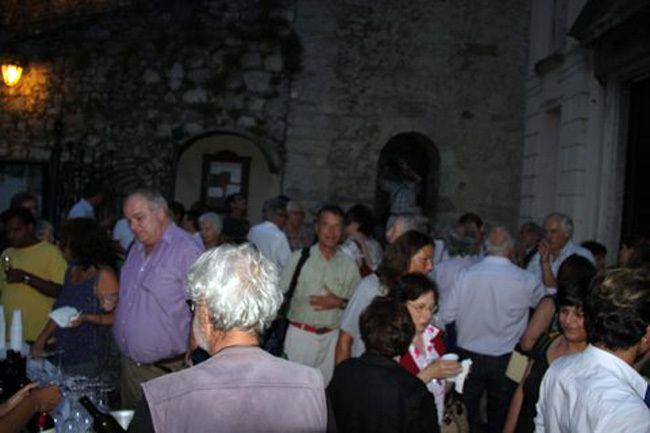 Una sera al villaggio