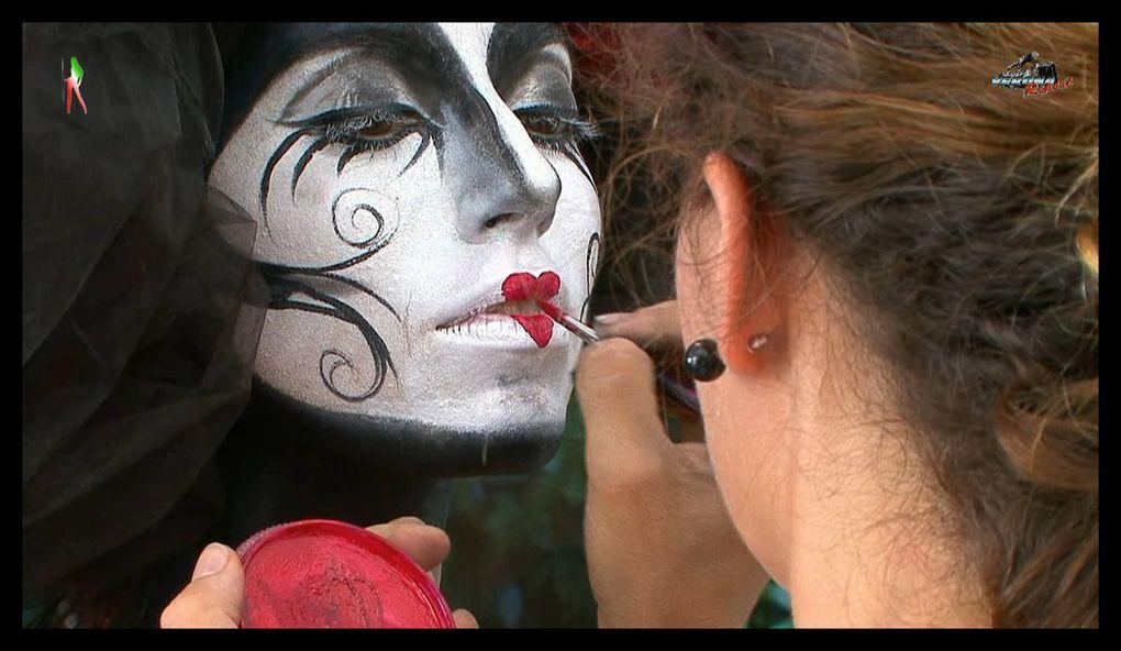 Italian Bodypainting Festival 2015