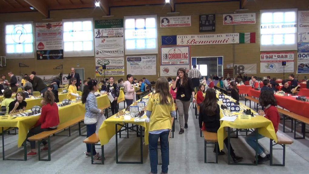 Scuola di Scacchi in Valpolicella, un'opportunità a portata di mano.