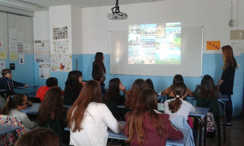 Presentacions de Catalunya Nord en diaporama