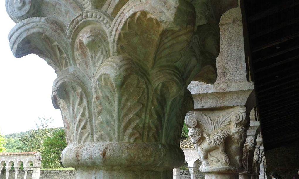 Natura i època medieval per la Diada de cohesio 6ena i 5ena a Sant Miquel de Cuixà