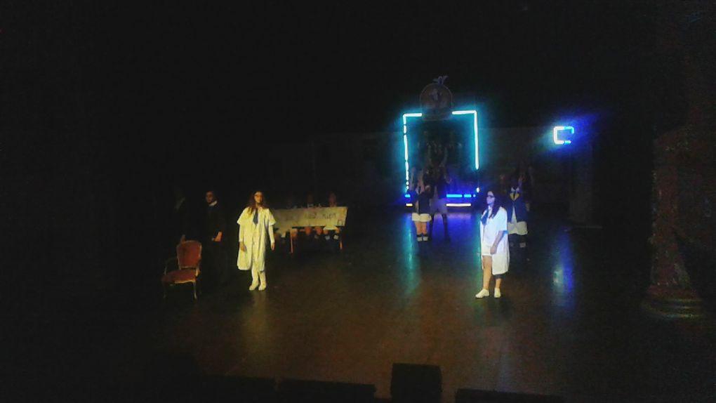 Comédie musicale autour de Don Bosco avec la participation d'Océanne Salvat !