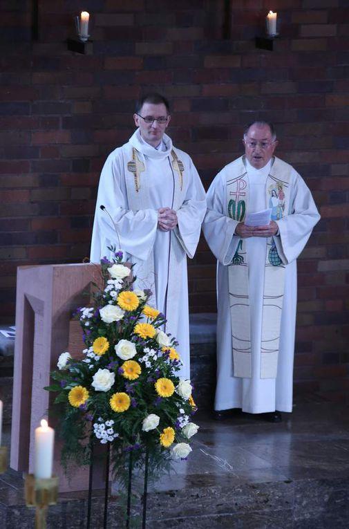 Veitshöchheims Pfarrer Robert Borawski feierte 25jähriges Priesterjubiläum