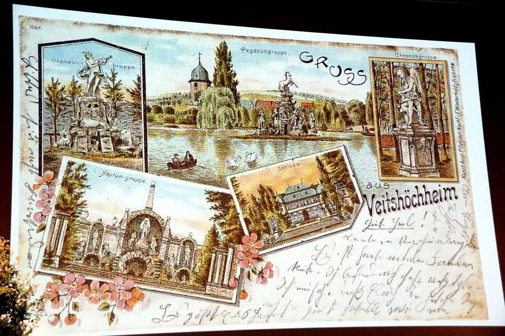 In der Dekade von 1900 bis 1910 erschienen unter dem Namen des Verschönerungsvereins zahlreiche Postkarten mit Ortsmotiven, die von den einzelnen Gasthäusern dann auch zu Werbezwecken für den schon damals pulsierenden Fremdenverkehr verwendet wurden.