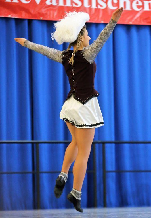 Tanzmariechen - 2. Platz: Anna Bodinka, VCC  - 423 P.