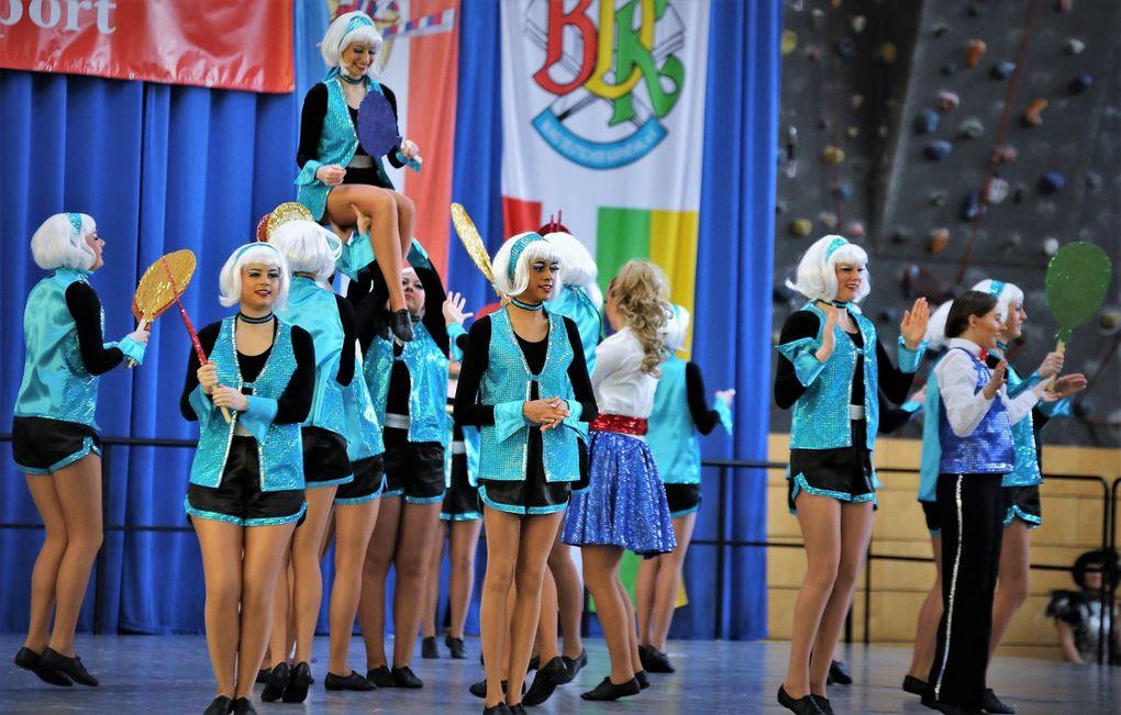 Schautanz - 4. Platz: NG Gerbrunn (Up in the air) - 391 P.