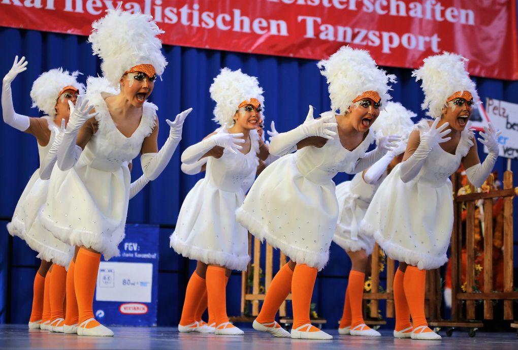 Schautanz - 1. Platz: FG Versbach (Fuchs Ganz(s) verliebt) - 443 P.