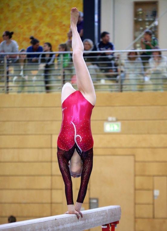 Katja Frimmel belegte in dieser WK 13 Rang 6 mit 38,30 Punkten.