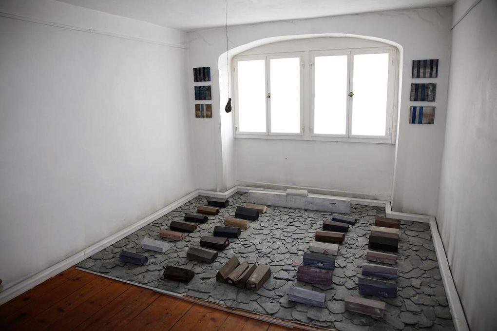 Neben dem Betsaal sind im Synagogen-Gebäude auch die Wohnung des Vorsängers und Lehrers