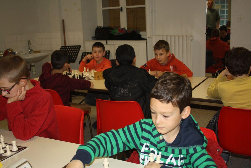 2015 - 14 février - Tournoi scolaire à Cuers