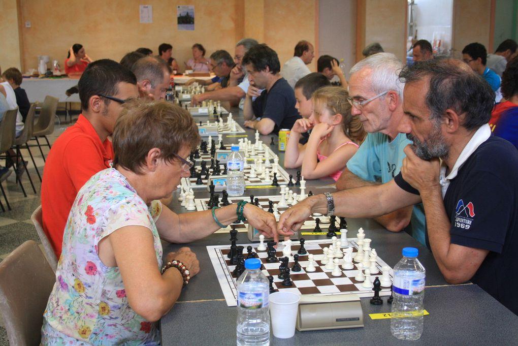 2015 - 25ème tournoi de Blitz à Cuers - 2ème épisode