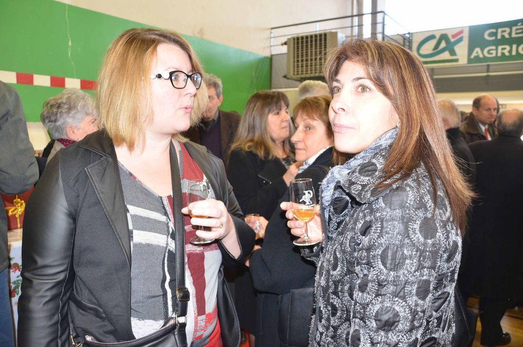Pont-de-Vaux : Une exposition gastronomique extraordinaire