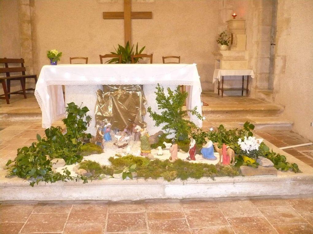 NOEL 2015 SAINTE MARIE EN AGENAIS