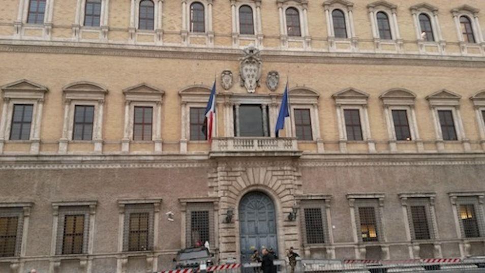 VOYAGE A ROME PERE PHILIPPE (Suite)