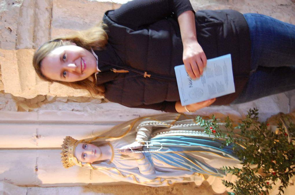 RONDE DES CRECHES  Ste Marie en Agenais  27/12/2016