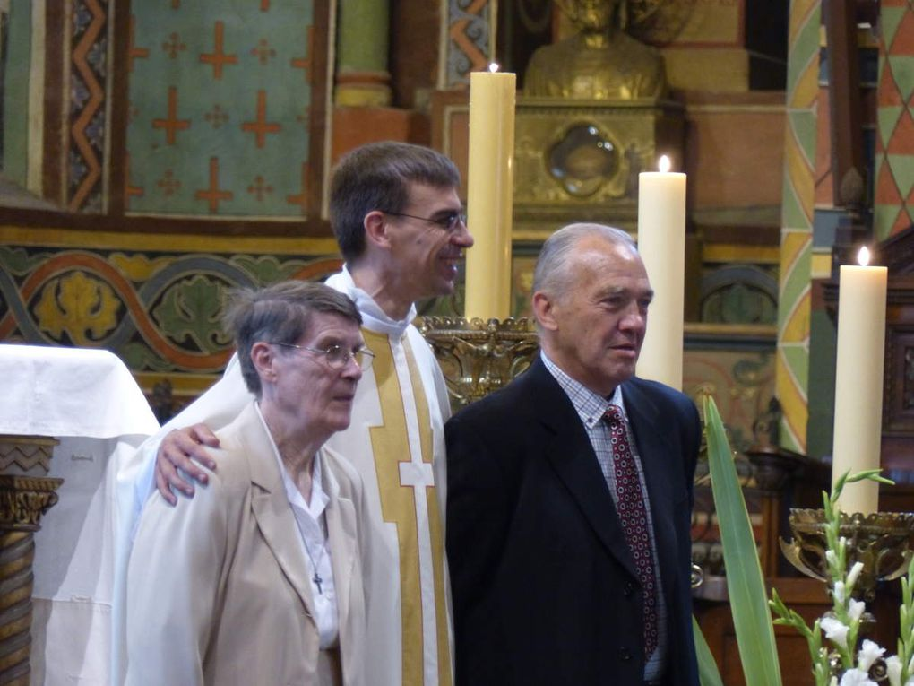 Ordination sacerdotale - Dominique RAFFRAY - cathédrale Saint-Caprais  Agen, dimanche 2 juillet 2017