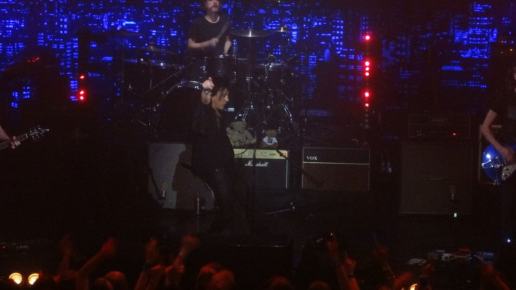 Diaporama Photos CinéStarsNews Indochine Concert Privé au Trianon le 9-12-2015