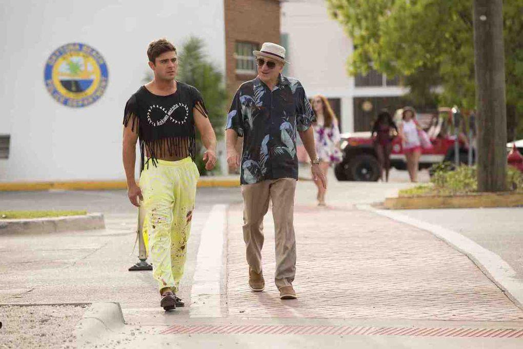#DirtyPapy - Zac Efron et Robert De Niro dans un Road  Trip déjanté - au Cinéma le 3 Février 2016