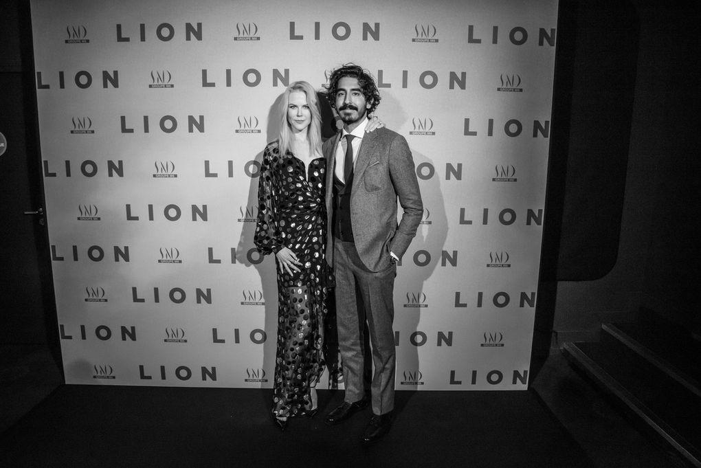 LES PHOTOS DE L'AVANT-PREMIÈRE LION - NICOLE KIDMAN & DEV PATEL