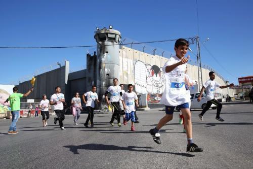 Maratona di Betlemme 2015 (3^ ed.). Si correrà il 27 marzo e, tra i runner, correrà anche Stefano Sozza, volontario del VIS