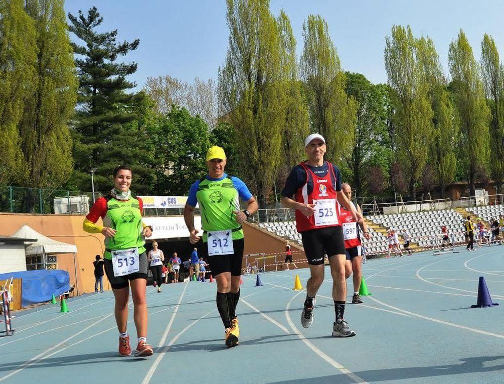 24 ore di Torino 2015. il siciliano Vincenzo Ferro&amp&#x3B;friends alla gara open, abbinata al Mondiale 24 ore