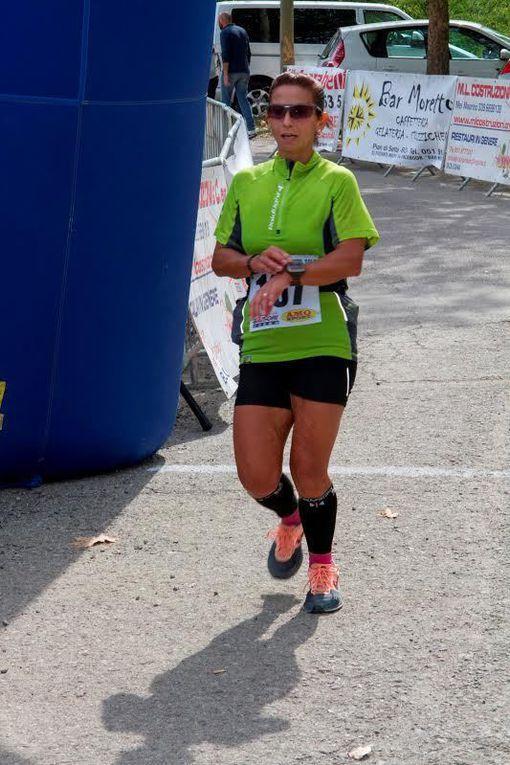 Maratona di Monte Sole 2015 (1^ ed.). Si impongono Mengozzi, Sportelli, Montecalvo e Battacchi
