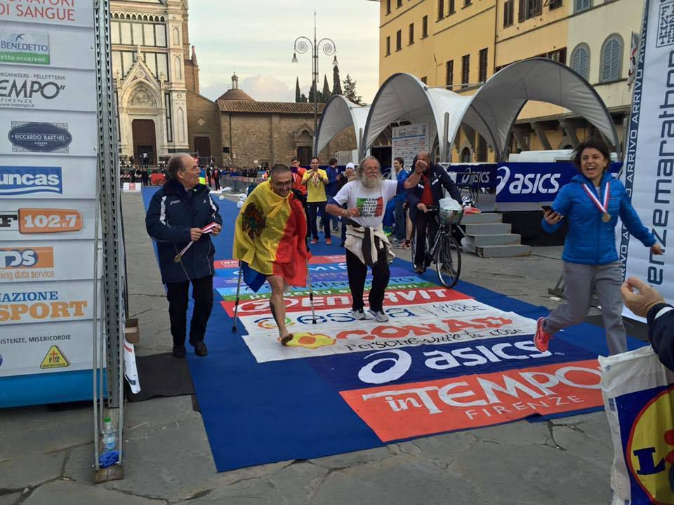 Firenze Marathon 2015 (32^ ed.). L'etiope Megersa e la keniana Cherono i vincitori