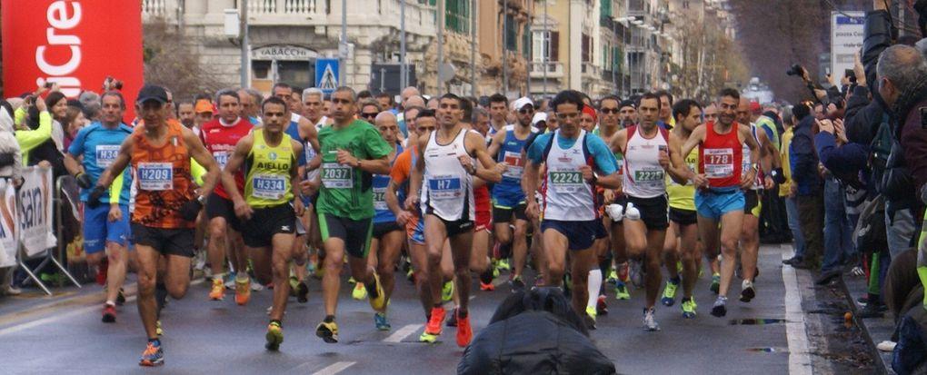 Messina Marathon 2016 (8^ ed.) - VII Trofeo UniCredit. Nella distanza regina trionfano Recupero e Lara La Pera. E' stato il giorno della rinascita