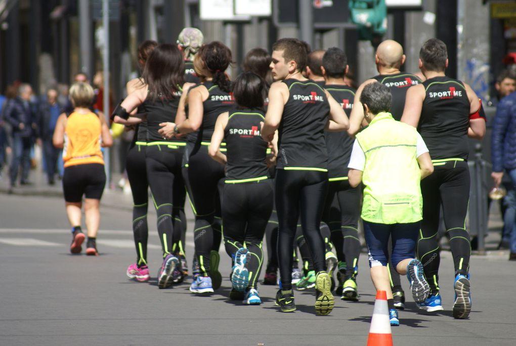 Modi diversi di intendere la corsa come stile di socializzazione