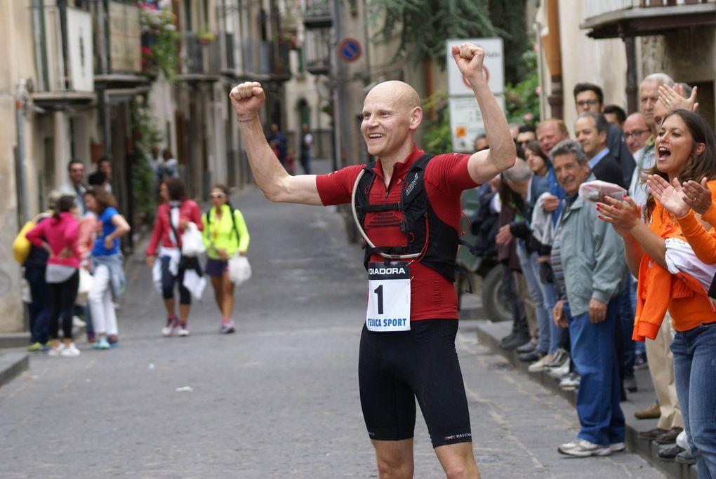 Ecomaratona delle Madonie 2016 (9^ ed.). Grande gara di Ivan Zufferli e di Lara La Pera
