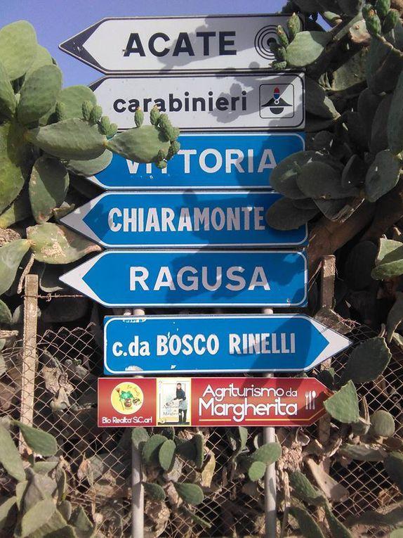 Giro a piedi della Provincia di Ragusa (6-9 luglio 2016). Salvatore Sulsenti e il suo giro a piedi della provincia di Ragusa