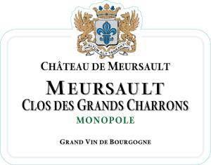 Meursault Les Petits et Grands Charrons