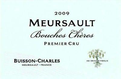 Les Premiers Crus de Meursault: Goutte d'Or, Bouches-Chères et Poruzots