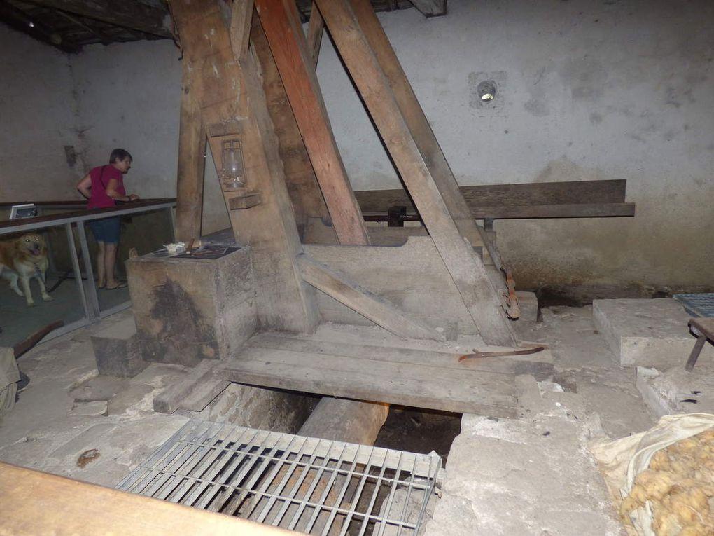 Le moulin à foulons à Cugan (85)