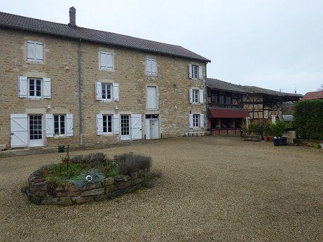 Le moulin des Ponts à Villemotier (01270)