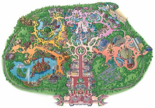 Disney : Tomorrowland