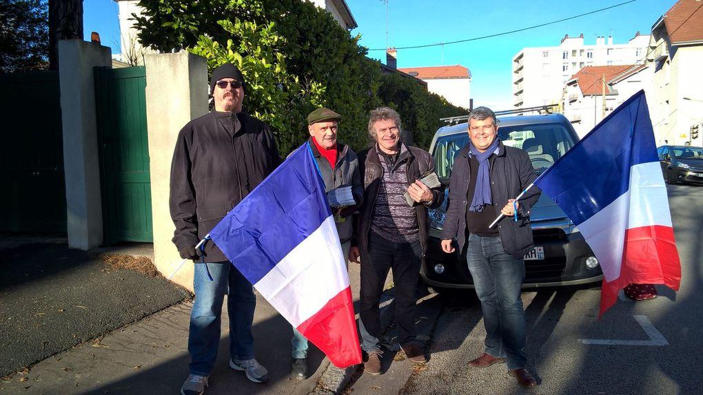 Saint-Etienne : attention, invasion du Front !